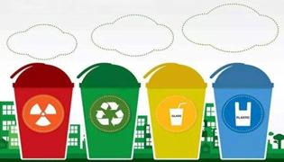 城市垃圾有哪几类