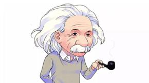 爱因斯坦对鬼的解释是什么