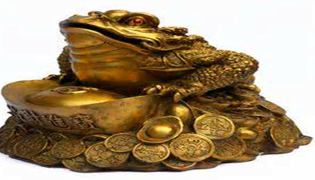 金蟾私服的意思是什么