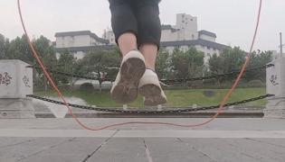 跳绳减肥方法