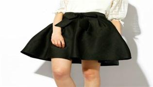 蓬蓬裙子太蓬了的改法