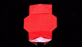 灯笼的折法