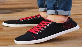 帆布鞋夹脚怎么处理
