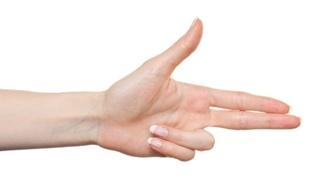 正手是左手还是右手