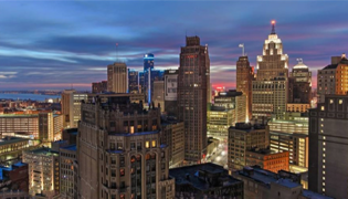 美国底特律是什么城
