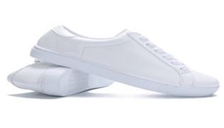 小白鞋有裂纹如何处理
