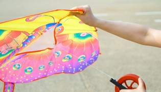 放风筝的技巧
