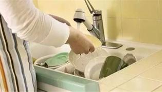 洗碗工如何洗得快
