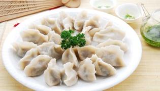 白菜豆腐水饺怎么做