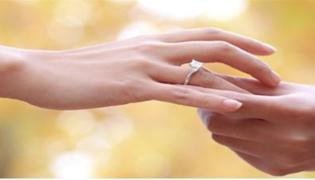 五个手指戴戒指的含义