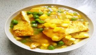 青豆豆腐家常做法是什么