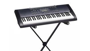 电子琴如何用左手伴奏