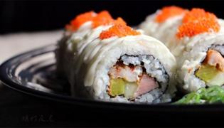 日本虾寿司的做法
