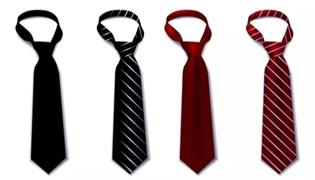 领带的系法有哪些