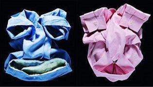 整理衣服窍门包含什么