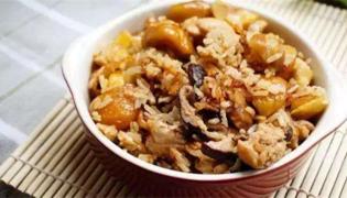香菇洋葱焖饭的做法是什么