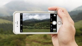 手机如何拍全景照片