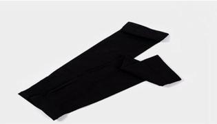 黑色的冰袖吸热吗