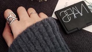 戒指戴在食指上代表什么