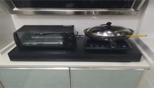 電磁爐上的油漬應該怎么去除