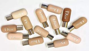Dior几款粉底液的区别是什么