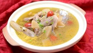 水鸭汤的做法步骤