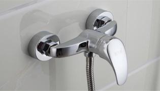 淋浴水龙头关不上怎么处理