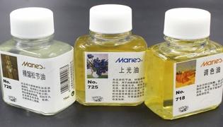 松节油和调色油的区别是什么