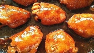 白玉菇鸡翅的家常做法