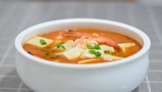 虾炖豆腐的简单做法