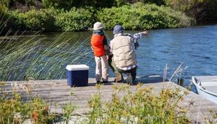 钓鱼的时候怎样识别翘嘴炸水