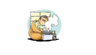 熏醋室內消毒方法的步驟