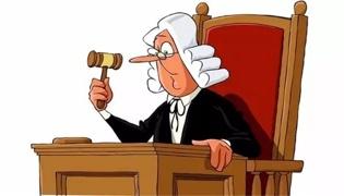 笑死我法院见是什么意思