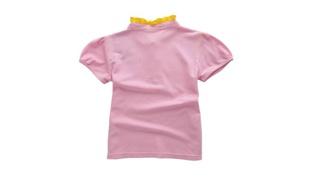 粉色半袖搭什么褲子合適
