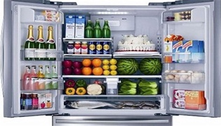 冰箱食物存放量到多少的時候不費電