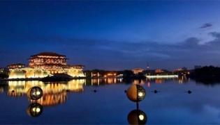 西安大唐不夜城和大唐芙蓉園是不是一個地方