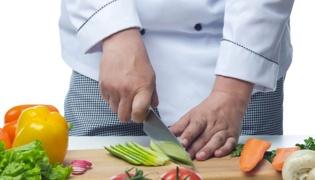 快速切菜技巧是什么