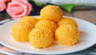 芝心土豆球的做法是什么