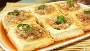 鑲豆腐的家常做法步驟是什么