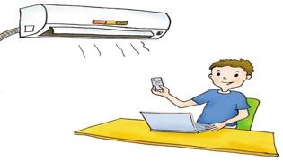 空調自清潔指的是什么意思