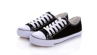 帆布鞋磨脚后跟怎么解决