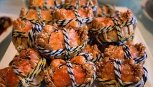 大闸蟹蒸多长时间熟