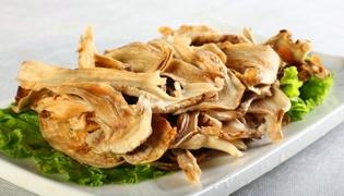 吃干松茸窍门是什么