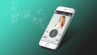 怎么把手机屏幕关上也能听音乐