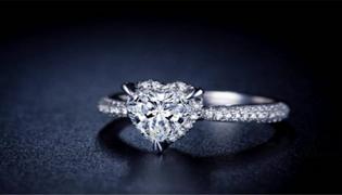 钻石戒指如何清洗