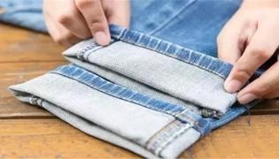 裤子长了怎么卷