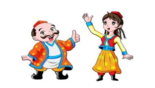 维吾尔族服饰特点