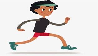 经常运动的人和不运动人的区别都在哪里
