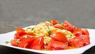 番茄炒蛋的功效与作用都有哪些