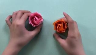 手工玫瑰花怎么做